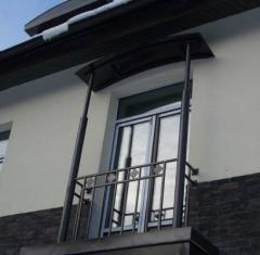 Ограждения для балконов кованые, Харьков от...