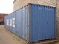 Container 40th foot. height 2,60
