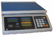 Trade scales of the ZhK VTE-15T1 DV model