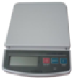 Household scales of the FEG-3000 model