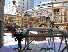 KB-408 tower crane