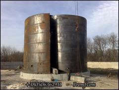 Reservoirs for liquid substances to 20000 m3,