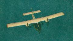 Легкий, многоцелевой, двухместный самолет 3-2