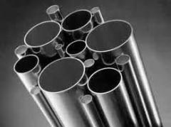 Aluminum pipe round