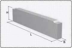 Concrete sills