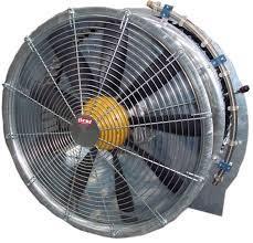Вентиляторы к садовым опрыскивателям
