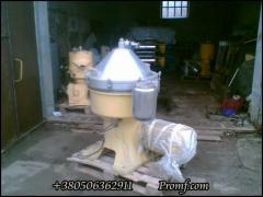 Сепаратор молокоочиститель Ж5 ОМІ-З 15