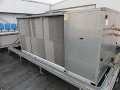 Chiller with air cooling of the Climaveneta WRAT/B