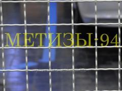 Сетка канилированная 100х100х5 оцинкованная