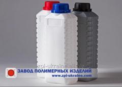 Пляшка Прямокутна K-01 для добрив