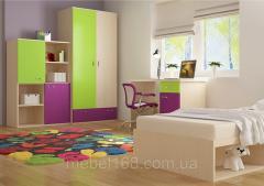 """Модульні меблі """"Маджестик"""" для дитячої"""