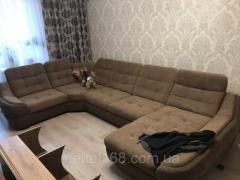 Кутовий модульний диван Женева