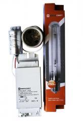 ДНаТ Комплект 250 Вт : Балласт, ИЗУ, патрон, лампа