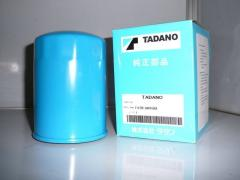 Oil filters hydraulic UNIC, TADANO. Accessories for cranes