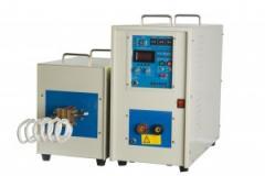 Induction heater TVCh SCH-25AB installation (three