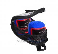 Бинты для бокса PowerPlay 3046 синие (4м)