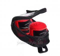 Бинты для бокса PowerPlay 3046 красные (4м)