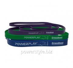 Резина для тренувань набор из 3 шт PowerPlay 4115