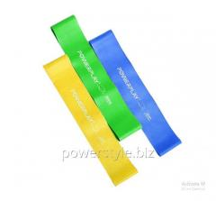 Фитнес резинка набор из 3шт PowerPlay 4114