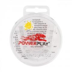 Капа боксерськая PowerPlay 3306 JR LEMON