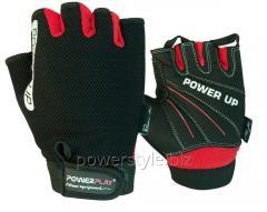 Перчатки для фитнеса PowerPlay 1568 черные XL