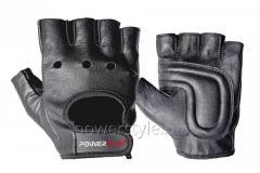 Перчатки для фитнеса PowerPlay 1572 черные L