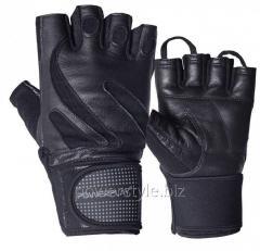 Фітнес рукавиці з напульсником