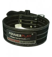 Пояс для пауерліфтингу PowerPlay 5150 чорний XL
