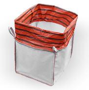 Soft transport container: Odnostropny soft