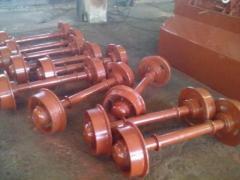 Wheel K600, K900 vapors