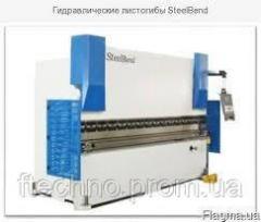 Листогиб с чпу Steelbend 30/1600,  40/2200