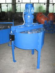Betonosmesitel RBP-150, RBP-250 of compulsory