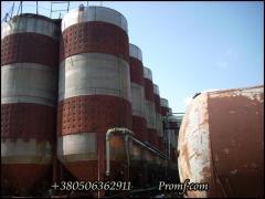 A9-KEH 50 reservoirs of cbm., nzh, vertical