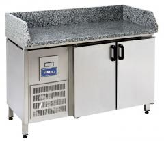 Tables refrigeratory