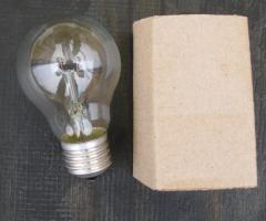 Лампа Львов Іскра 25 Вт, 40 Вт, 60Вт, 75Вт, 100