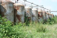 Capacities metal, Kherson