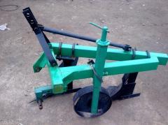 137 видов навесного оборудования для мини
