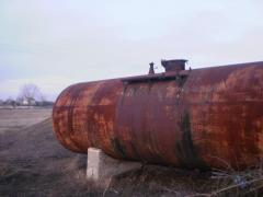 Railway tanks on 63m.kub.,  73m.kub,  Kherson