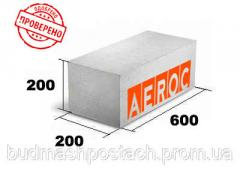 Wall Units made of aerocrete