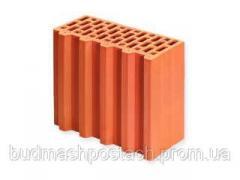 Керамический блок Porotherm 30 1/2 P+W