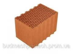 Керамический блок Porotherm 38 Klima Dryfix