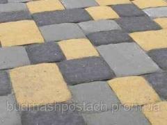 Тротуарная плитка | Золотой Мандарин | Старая