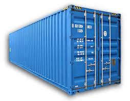 40 foot high cube reefer container