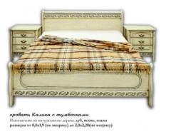 Кровать Калина 0.90*200