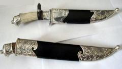 Ножи авторские. Модель 116. Нож охотничий в