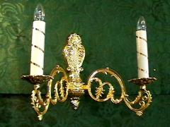 Sconce for the house