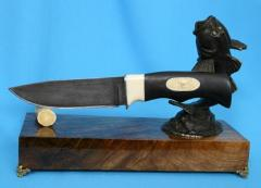 Knives are author's. Model 101. Art