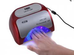 УФ лампа для ногтей сушилка 48Вт CCFL+LED UV...