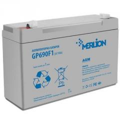 Батарея к ИБП Merlion 6V-9Ah (GP690F1)