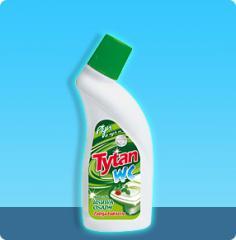 "TM ""Tytan"" WC Жидкость для мытья"